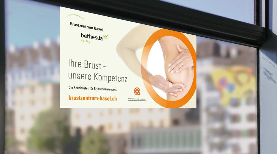 Brustzentrum Basel <br> Bethesda Spital