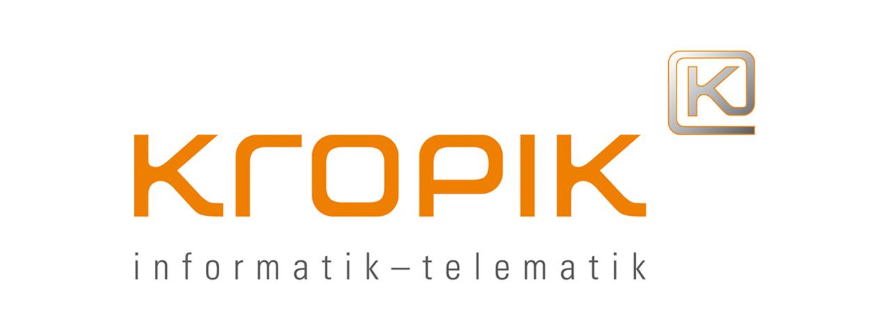 Logo Kropik - scanu communications